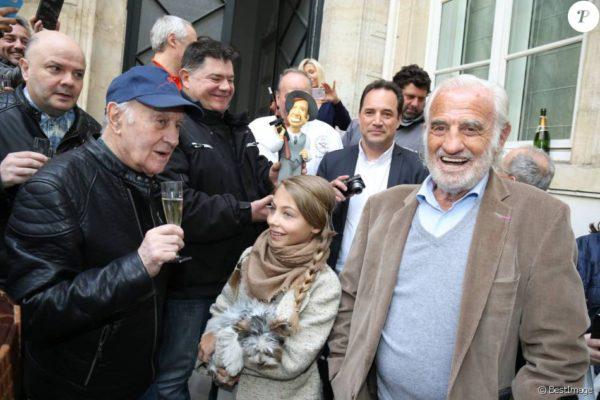 Anniversaire JP Belmondo 83 ans