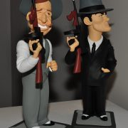 "Figurines ""Borsalino"""